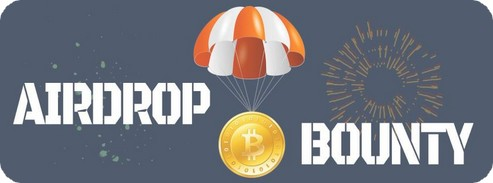 AirDrop Bounty free coins